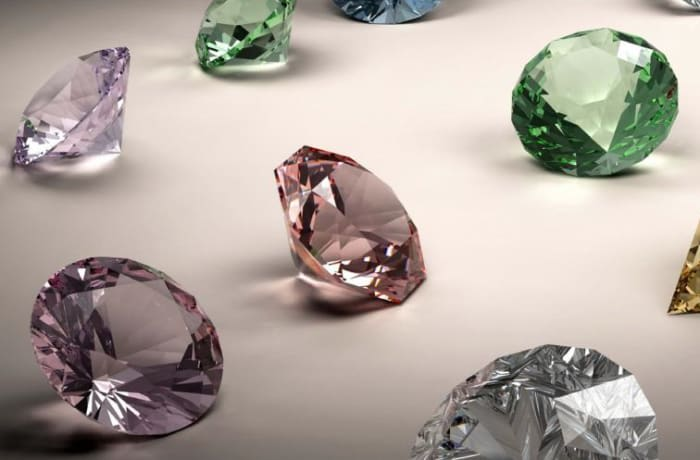Company buys various rough gemstones from African small scale miners image