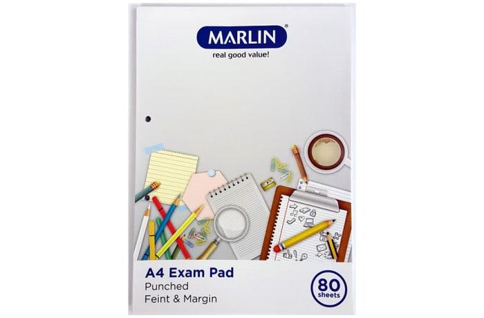 Examination Pad A4 80 sheets