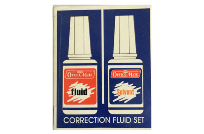 Officemate Correction Fluid