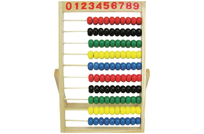 Wooden Frame Abacus