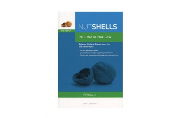 Nutshells International Law 3rd Edition