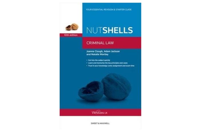 Nutshells Criminal Law 10th Edition