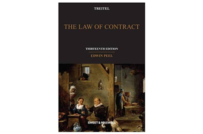 The Law Of Contract Thirteenth Edition