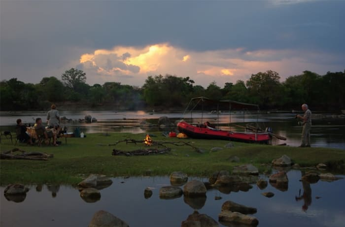 Multi Day Canoeing
