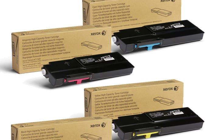 Xerox Versalink C400/C405   Toner Cartridges   Bundle
