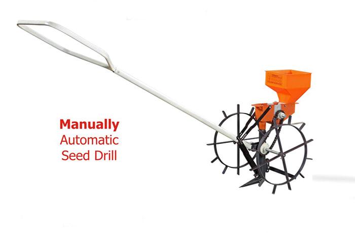 Small holder equipment to meet various farming needs image