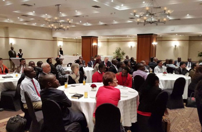 Promotes trade and commercial relations between Zambia and the United Kingdom image