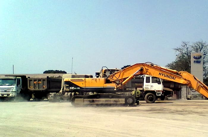 Fleet available for short and long term hires at competitive rates image