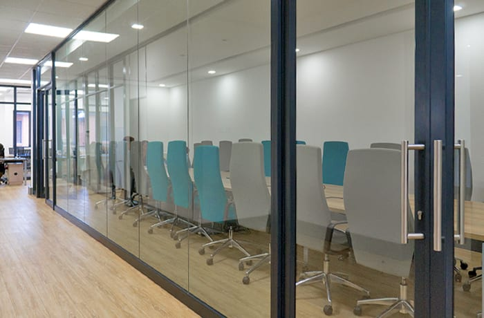 Modern office units for rent with options to suit different budgets and working styles image