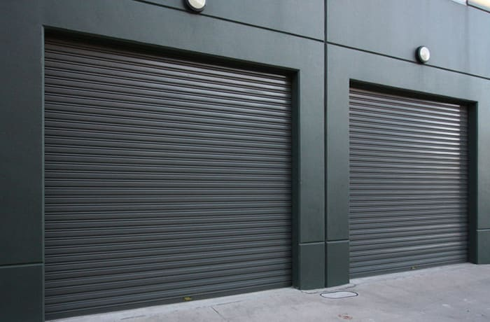 Security gates, burglar bars and roller shutters image