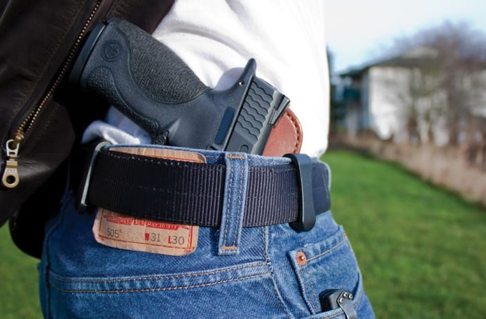 Professional gunsmith services image