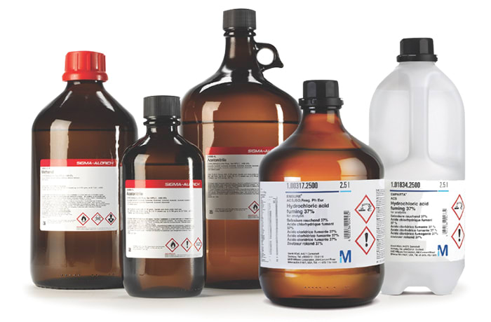 Laboratory chemicals and supplies image