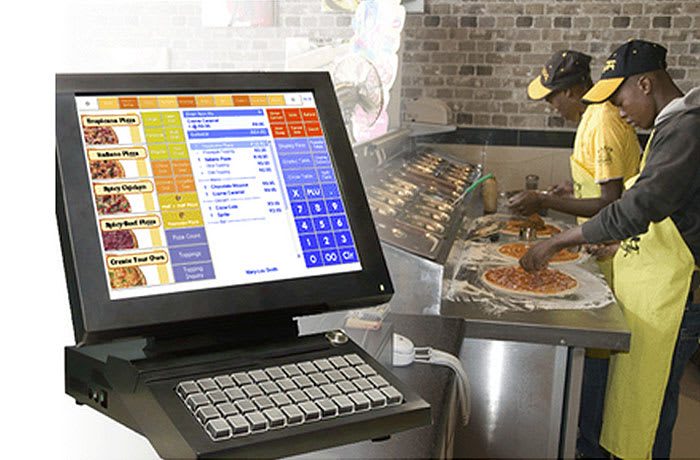 Sign a service agreement with Elitepos and you would be paying on a monthly basis image