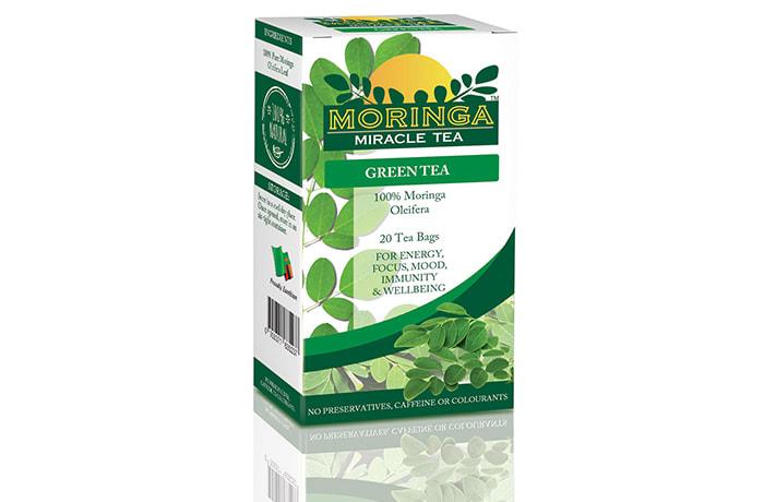 Moringa Miracle Tea – Green Tea