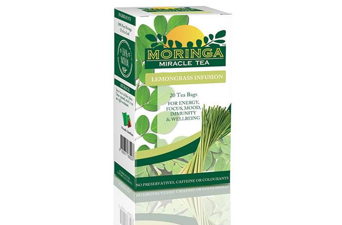 Moringa Tea – Lemongrass