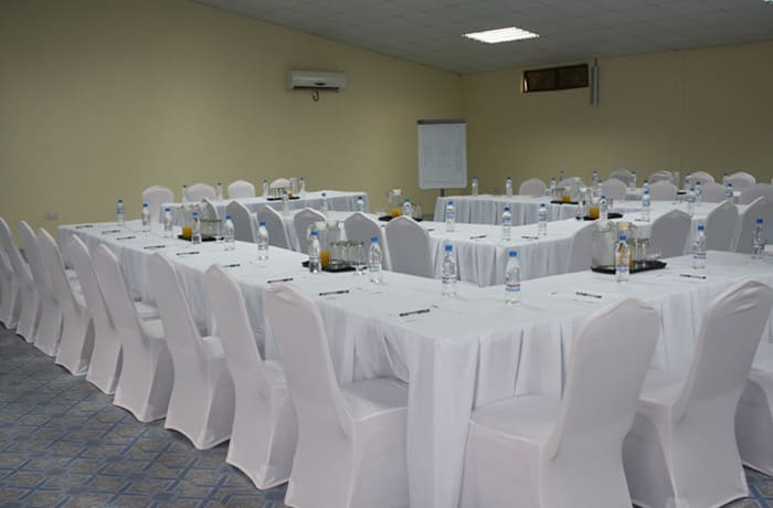 Three adaptable function rooms image