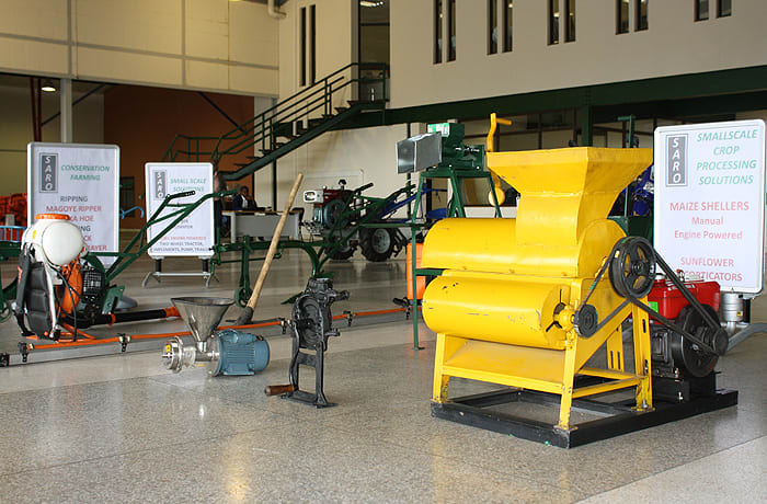 Small holder equipment image