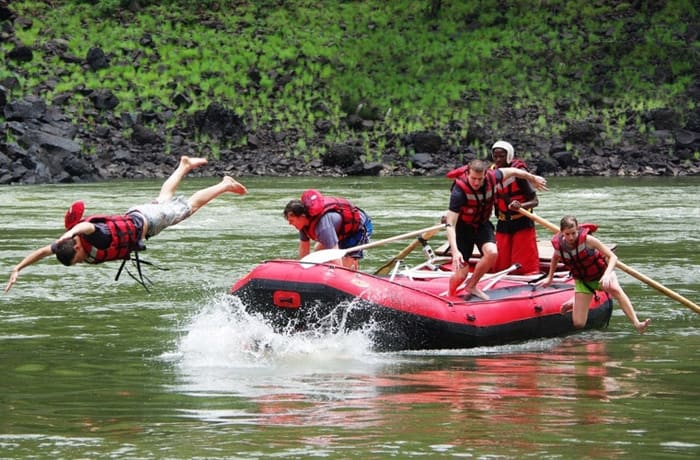 Multi Day Rafting