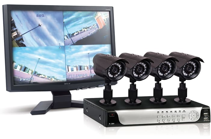 Look out for your company with CCTV image