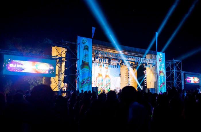 Music event management image