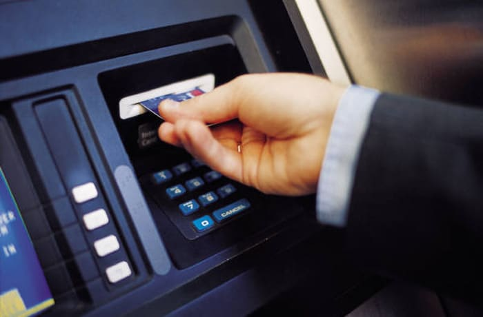ATM installation, configuration and maintenance services image