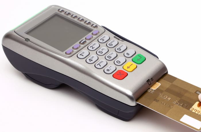 Electronic financial transaction processing services image