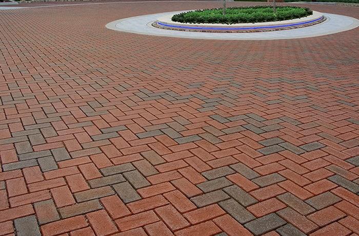 Paving bricks image