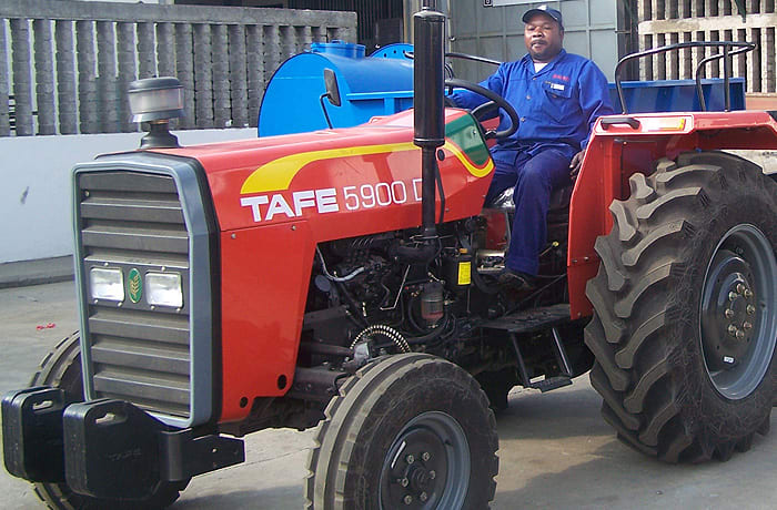 Tractors by Tafe and Farmtrac image