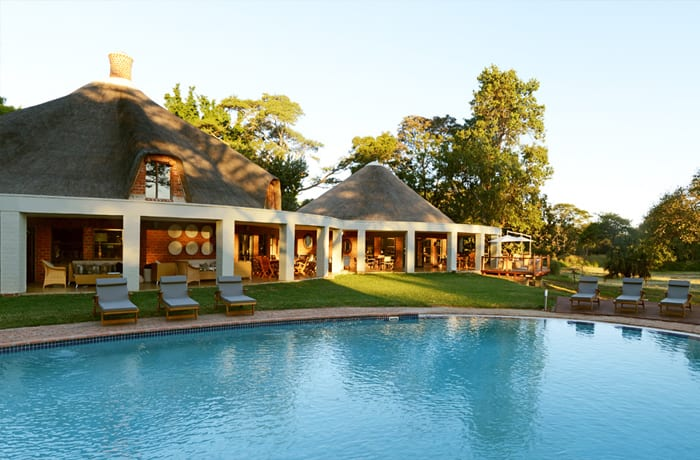 Safari lodge image