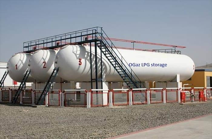 Liquefied Petroleum Gas (LPG) image