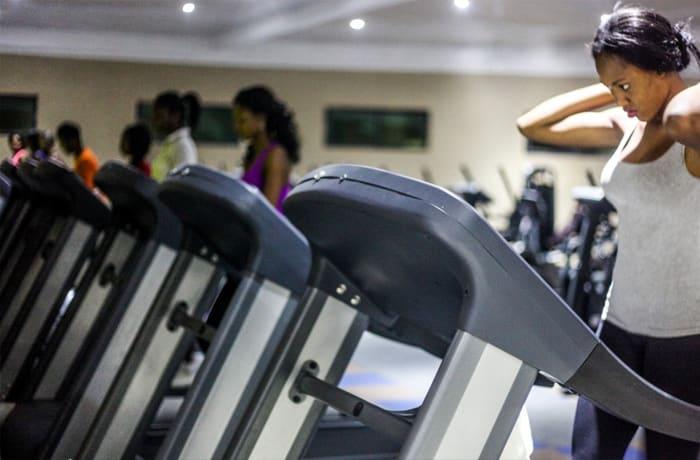 Gym rates 6 months - senior citizen