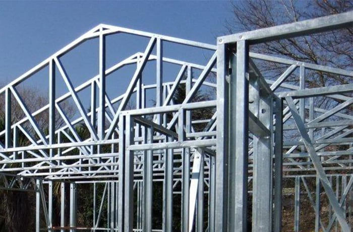 Light steel framing image