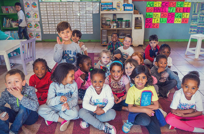 Pre-school education that serves the needs of today's children image