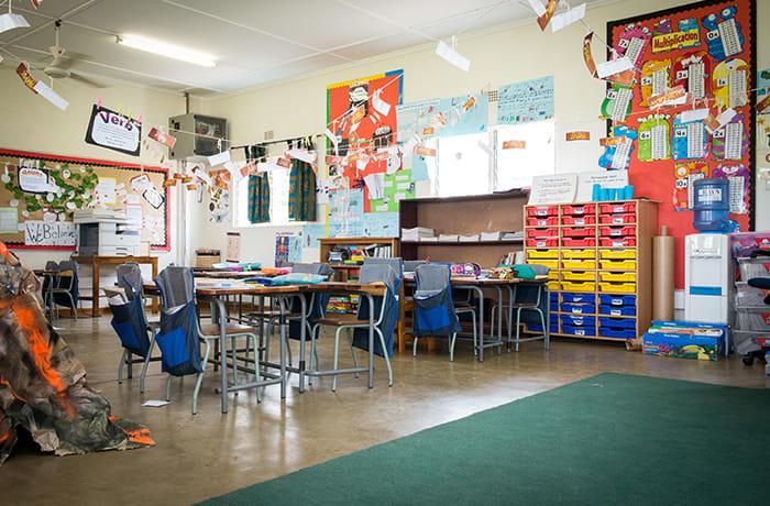 Annual School Fee: Nursery - Year 3