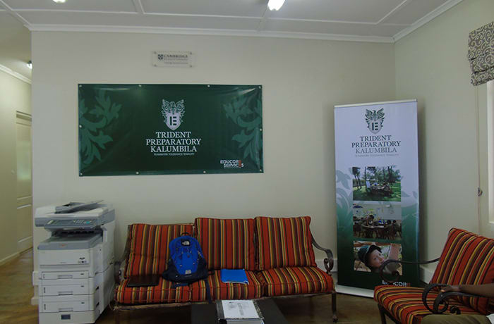 Friendly and caring international learning community 140 km west of Solwezi image