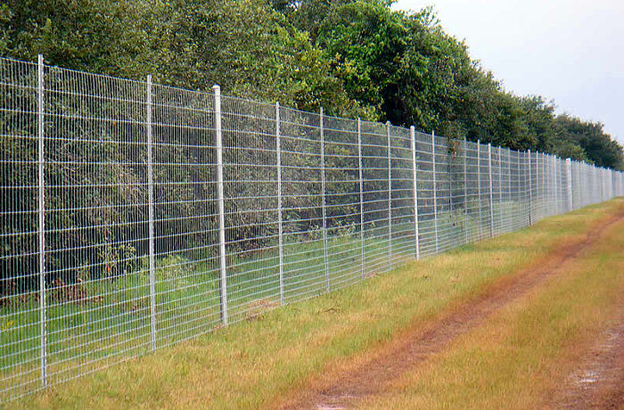 Game fence - 100m/roll x 122cm height