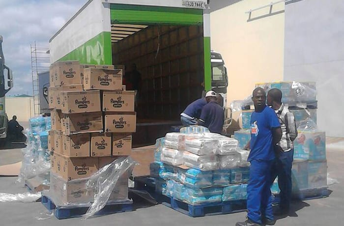 Reliable logistics and haulage services for just about any size of goods image
