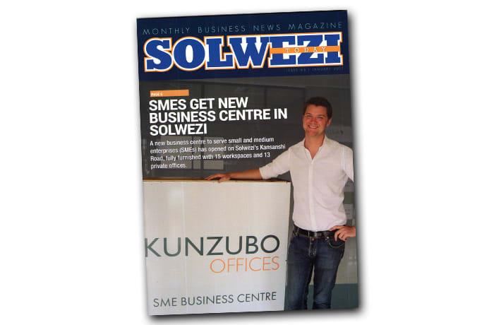 Solwezi Today Magazine | Books and magazines, Multimedia and