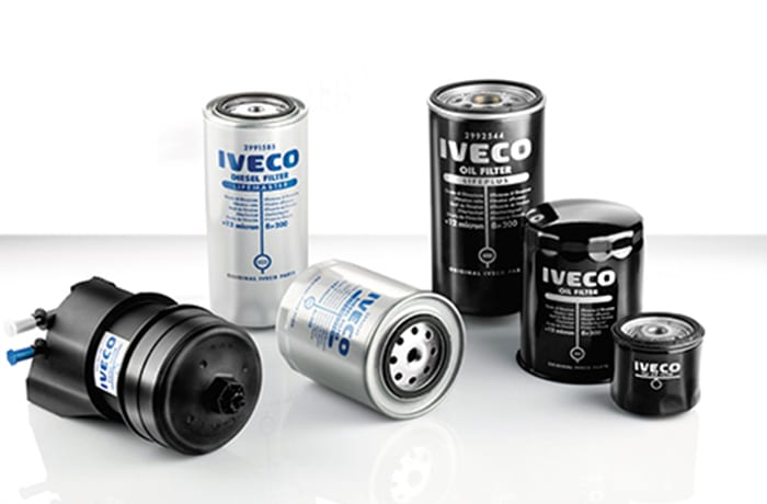 One stop shop for IVECO vehicle parts and accessories in Zambia image