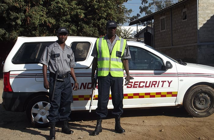 Security services image