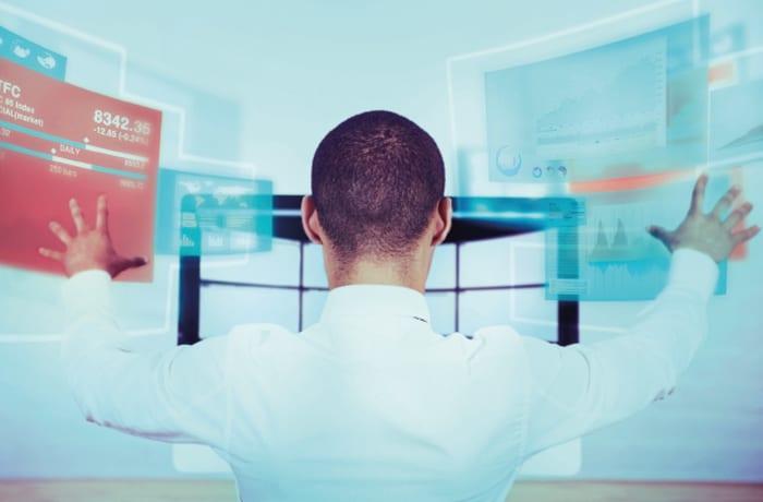 Customised software development image