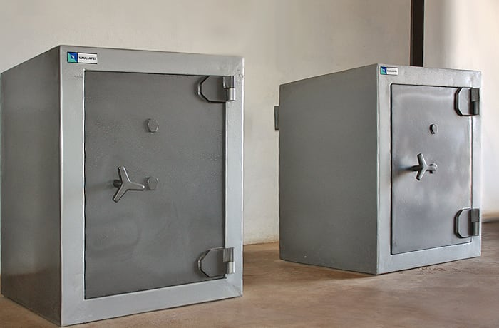 Vaulsafes can arrange the installation of every safe they sell image