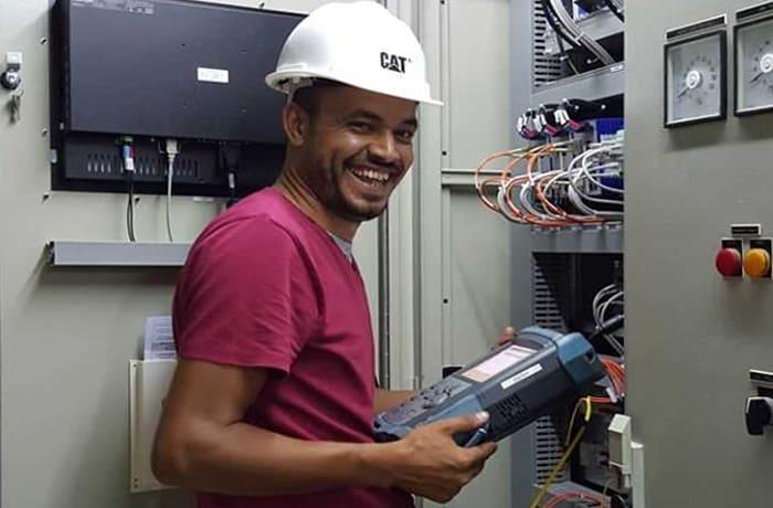Optic Fibre Maintenance