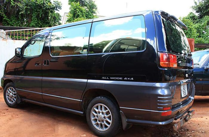 Airport transfer services image