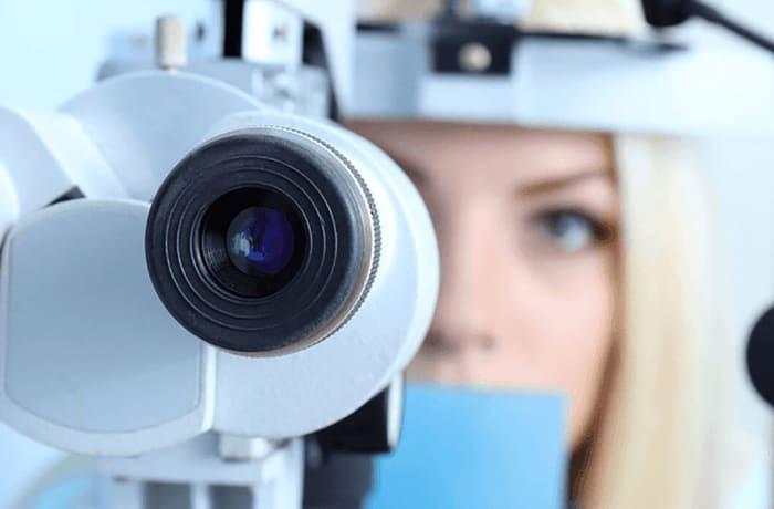 Eye clinic image