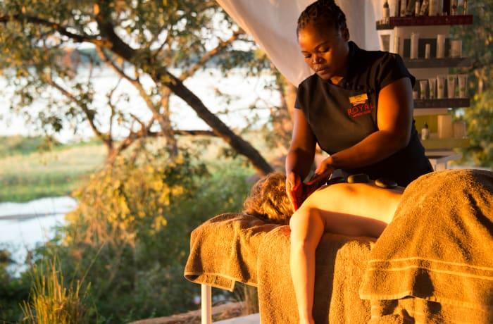 Royal's Zambian Treat