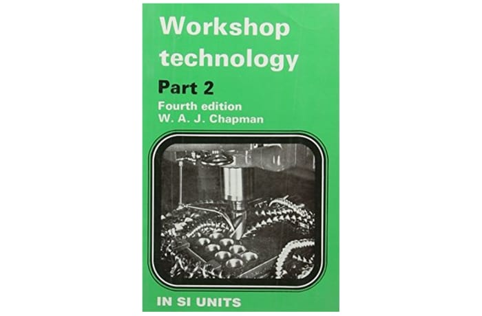 Workshop Technology Part 2 4th Edition