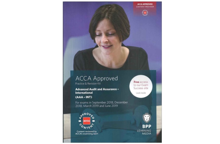 ACCA Advanced Audit and Assurance (International) Practice and Revision Kit