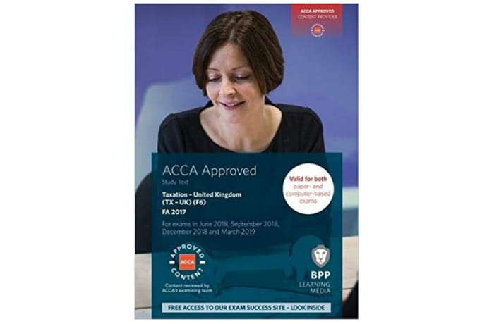 ACCA F6 Taxation FA2017 Practice and Revision Kit