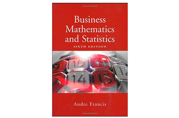 Business Mathematics and Statistics 6th Edition